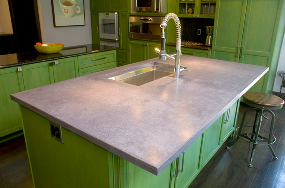 Long Island Ny 39 S Source For Concrete Countertops And Custom Concrete Furniture